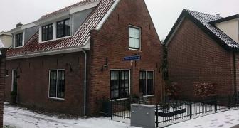 Restauratie woonhuis